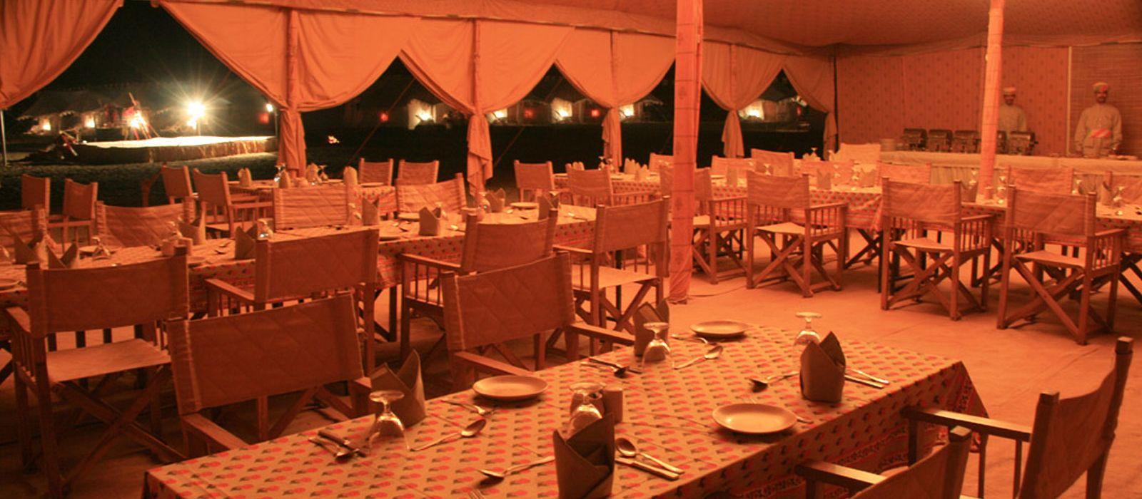 Hotel Royal Camp Nordindien