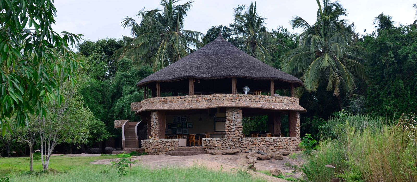 Hotel Hampi Boulders Resort Südindien