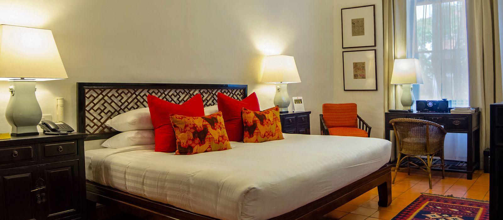 Hotel Rachamanka Thailand