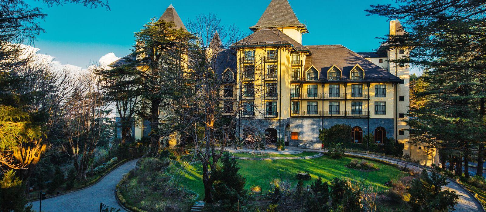 Hotel Wildflower Hall, An Oberoi Resort Himalaja