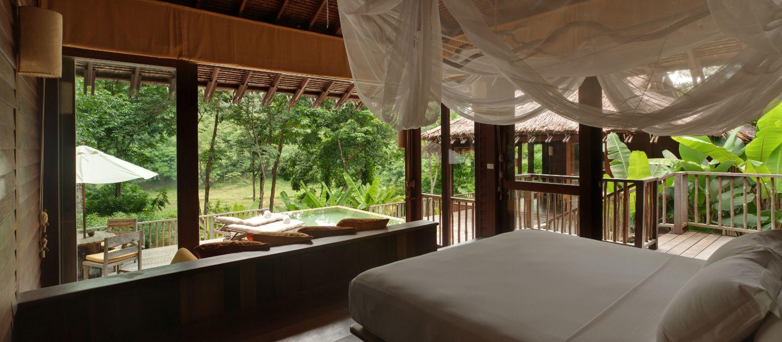 Hotel Six Senses Yao Noi Thailand