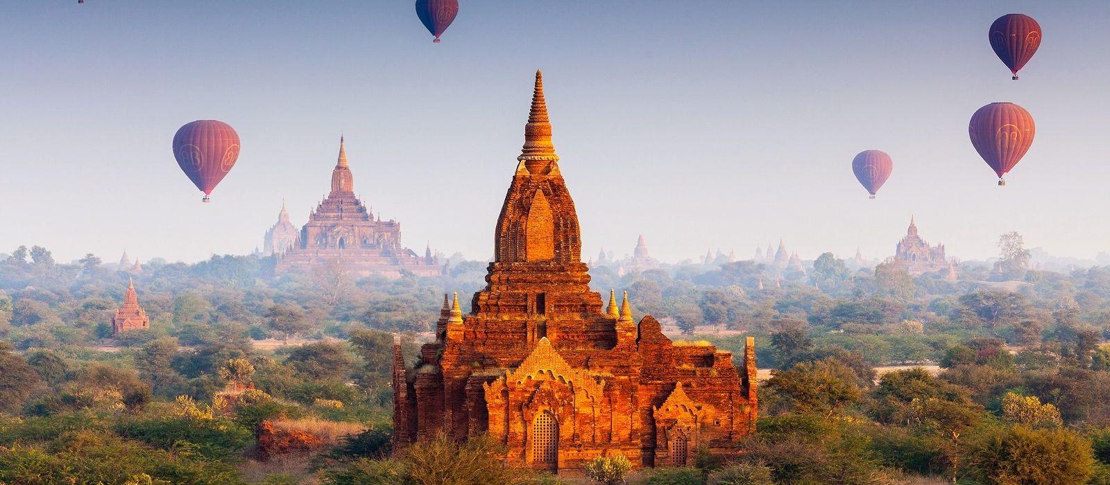 Thailand & Myanmar: Tempel & Traditionen Urlaub 2