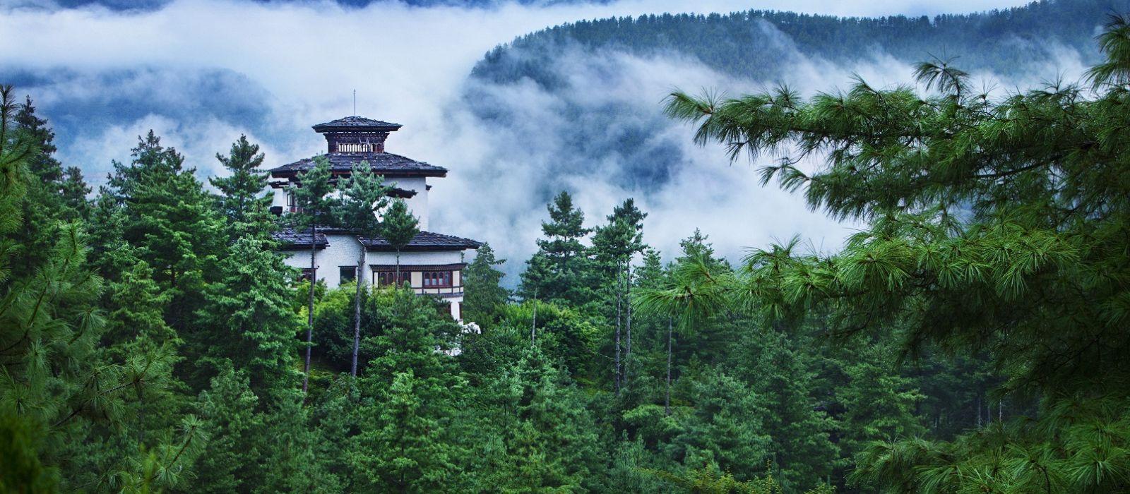Hotel COMO Uma Paro Bhutan