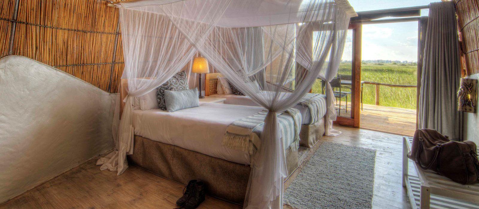 Hotel Camp Okuti Botswana