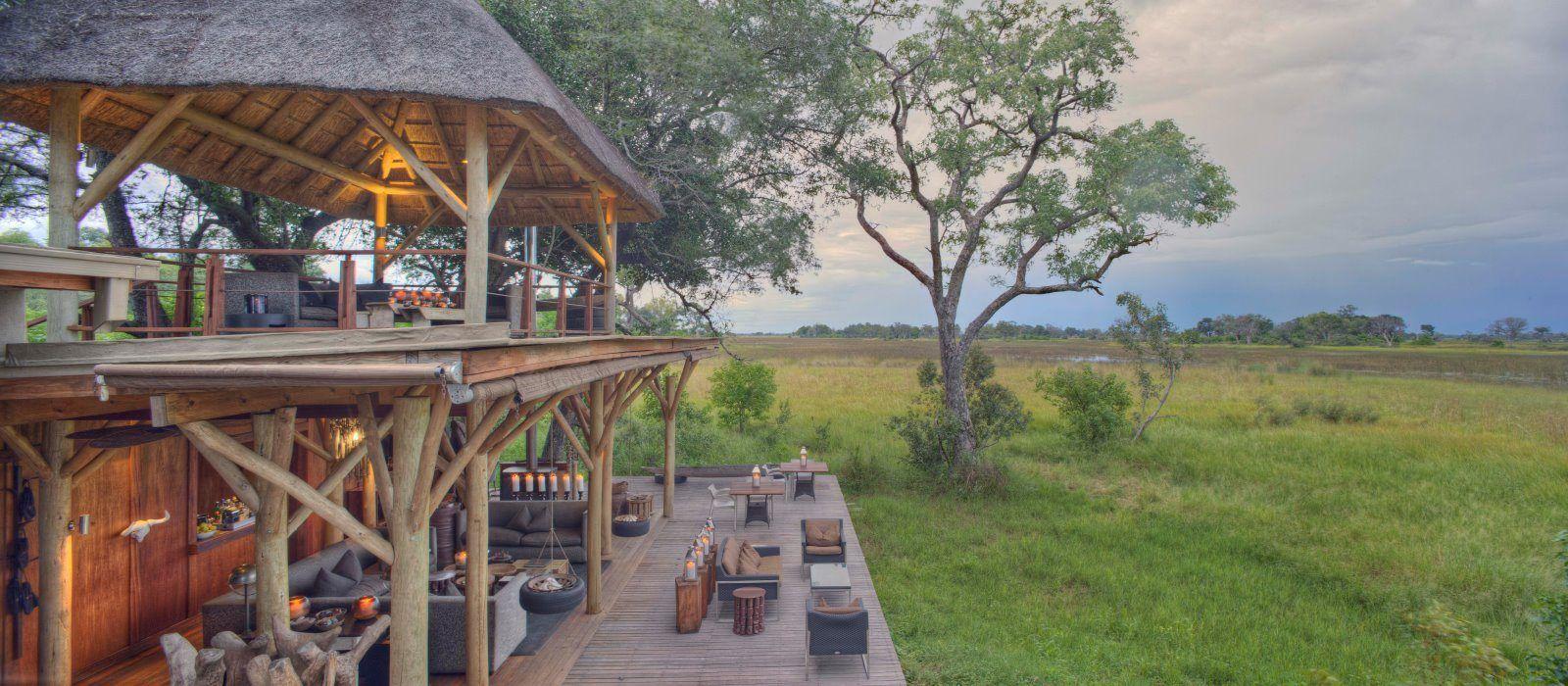 Hotel Xudum Camp Botswana