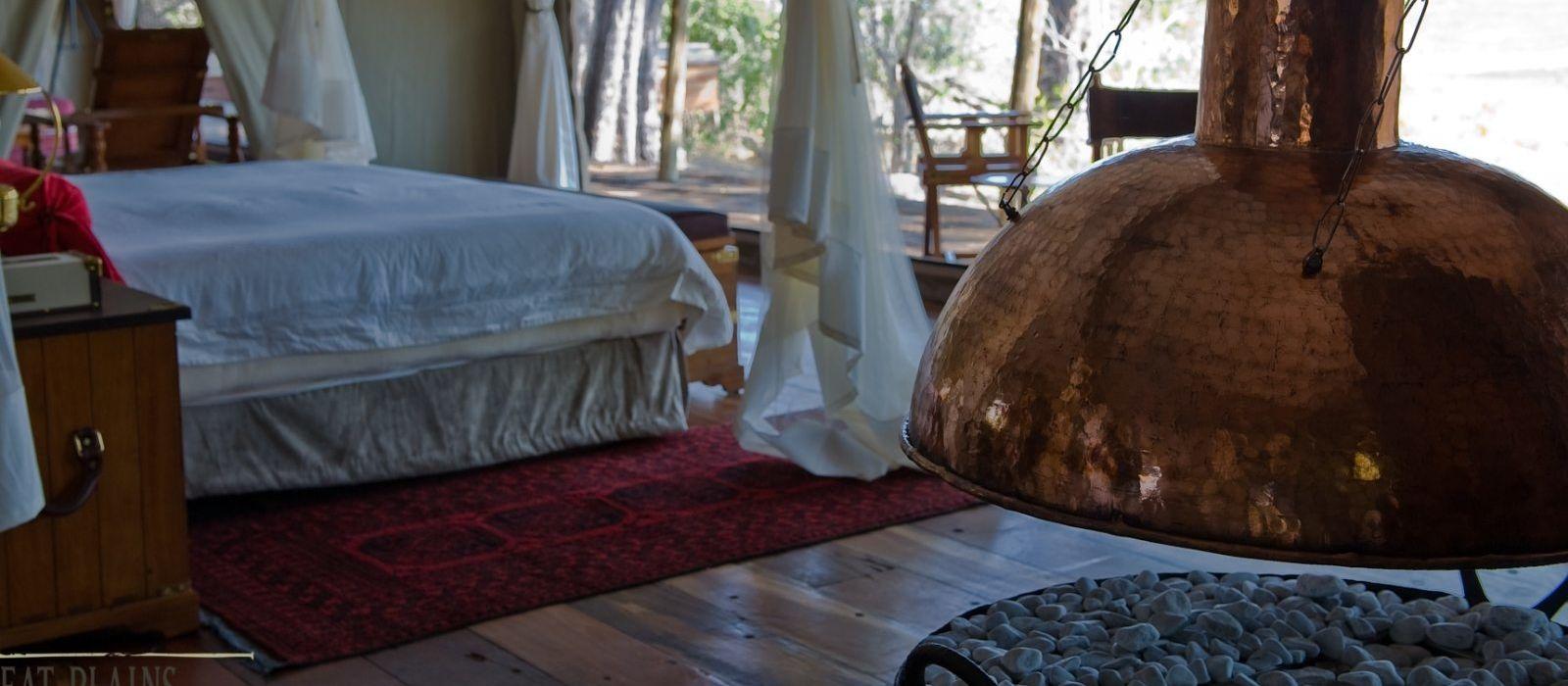 Hotel Zarafa Botswana