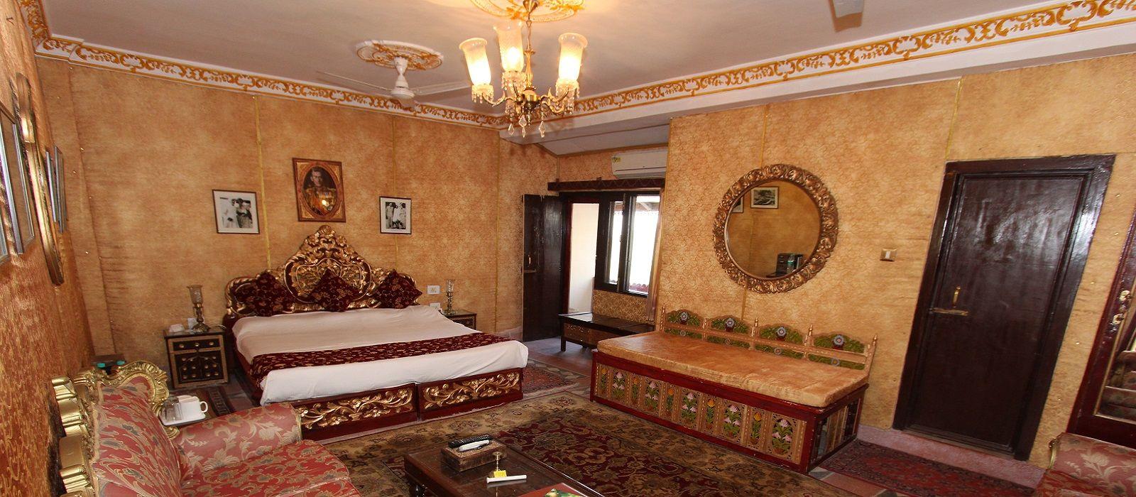 Hotel The Grace  Himalaja