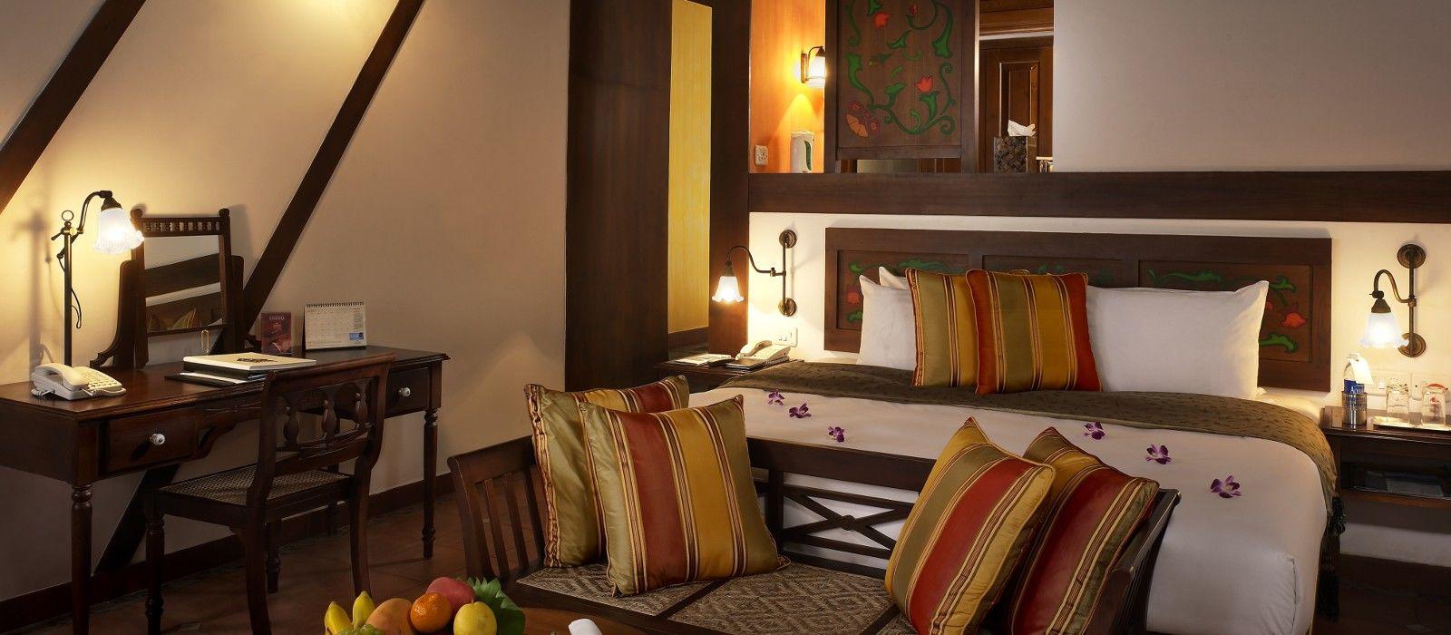 Hotel The Leela Raviz Kovalam Islands & Beaches