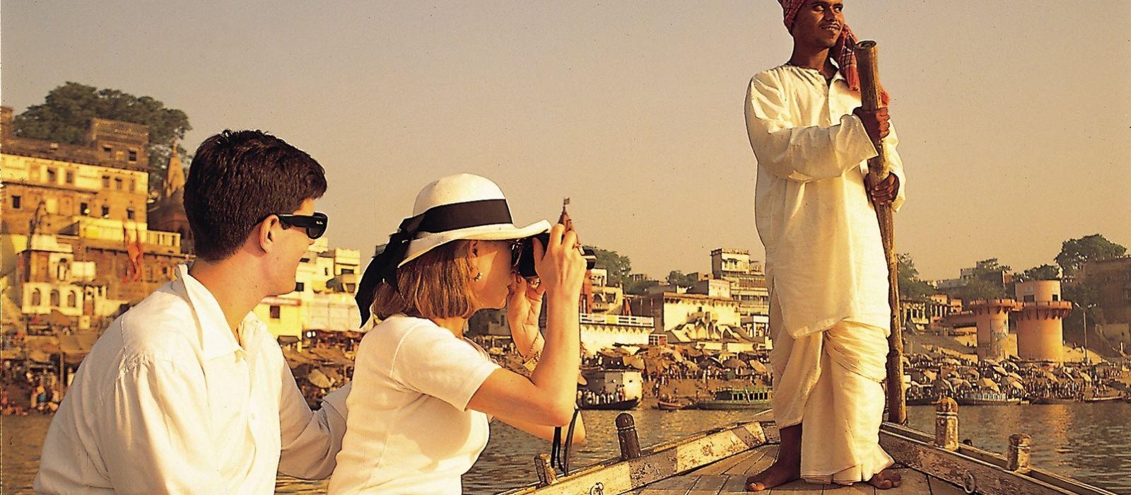 Colors of Rajasthan and Spiritual Varanasi Tour Trip 1