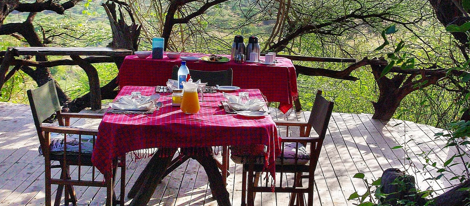 Hotel Il N'gwesi Kenya