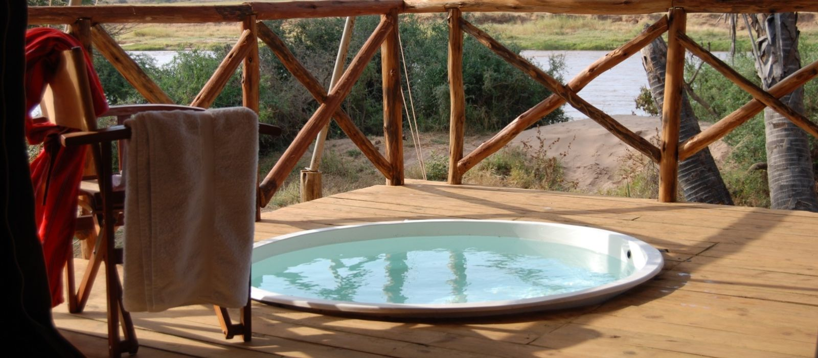 Hotel Elephant Bedroom Camp Kenia