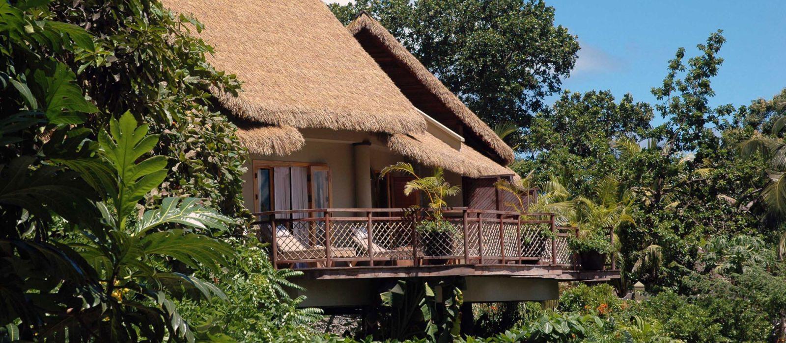Hotel Le Domaine de L'Orangeraie Seychelles