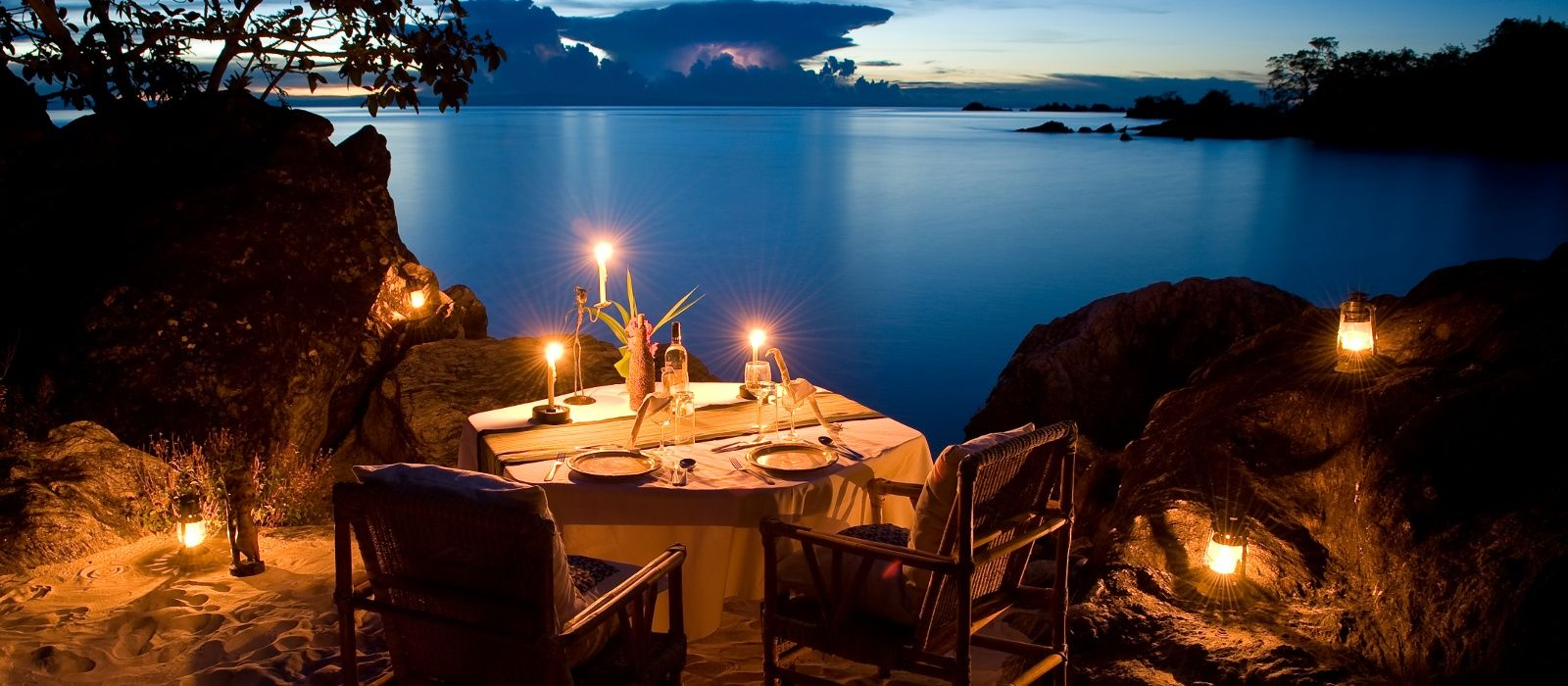 Hotel Nkwichi Lodge Mozambique