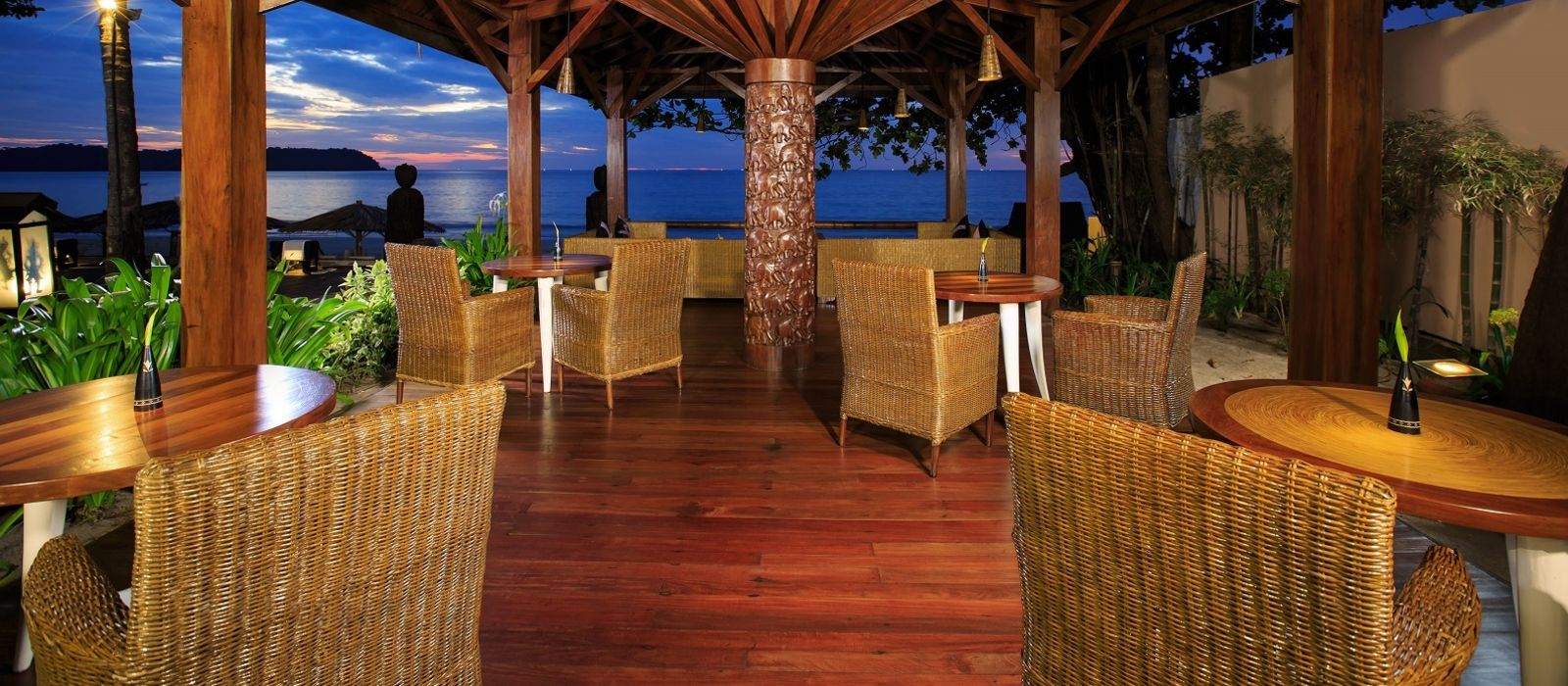 Hotel Sandoway Resort (Ngapali Beach) Myanmar