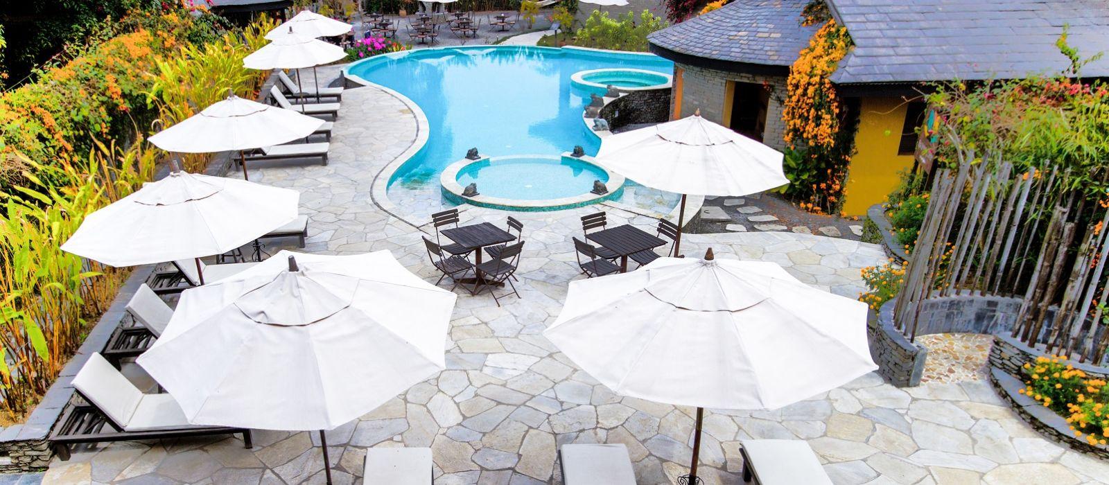 Hotel Temple Tree Resort & Spa Nepal