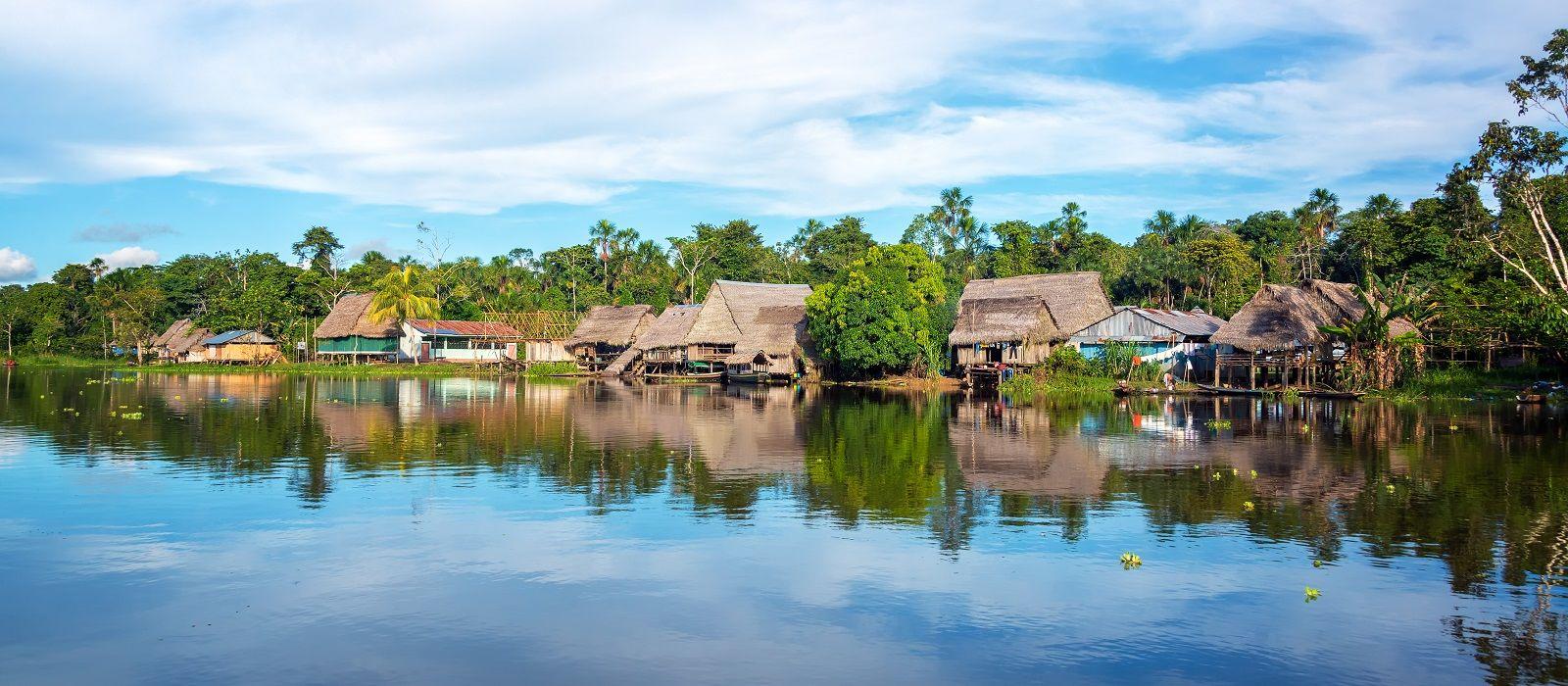 Destination Iquitos Peru
