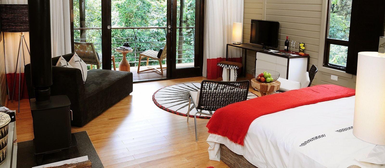 Hotel Nyungwe Forest Lodge Ruanda