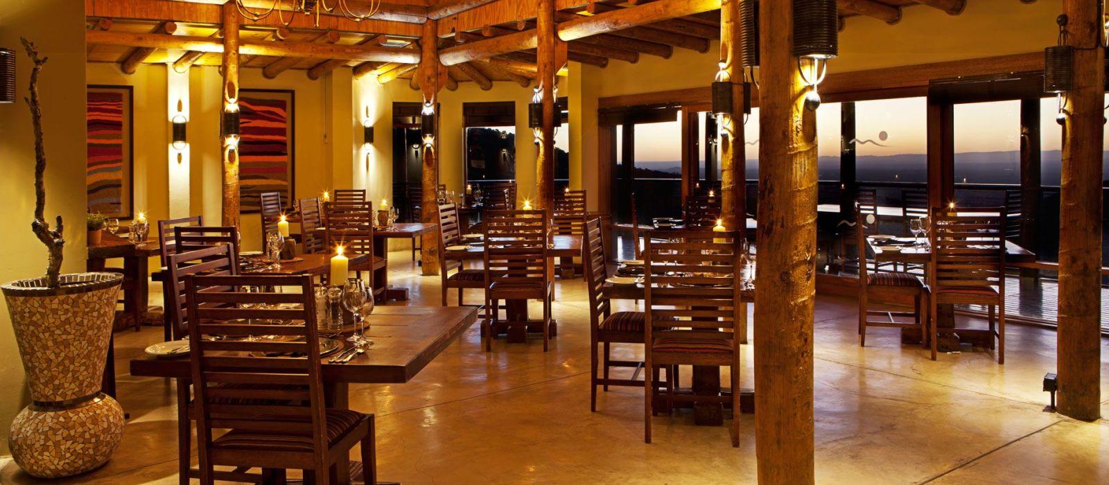 Hotel Kuzuko Lodge South Africa