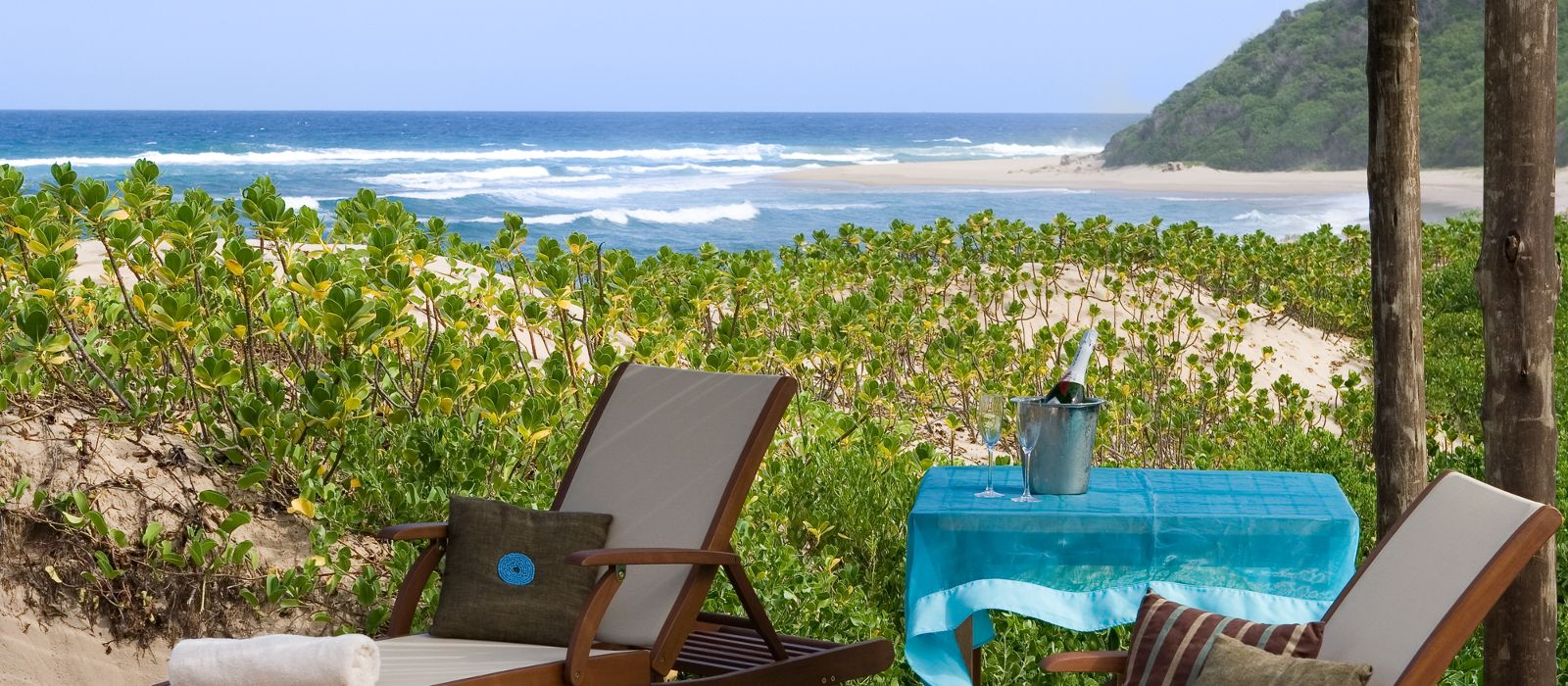 Hotel Thonga Beach Lodge South Africa