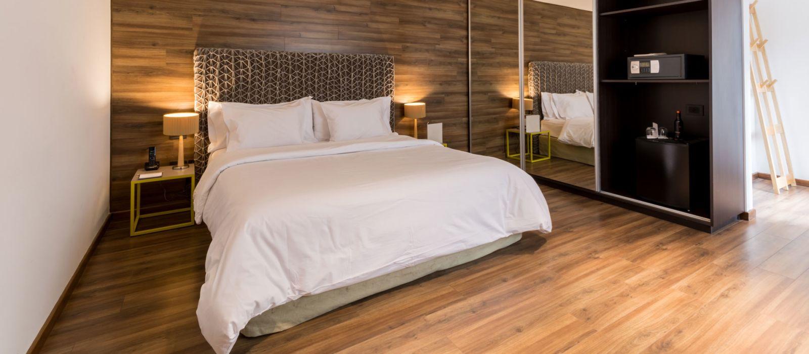 Hotel Azur Real  Boutique Argentinien