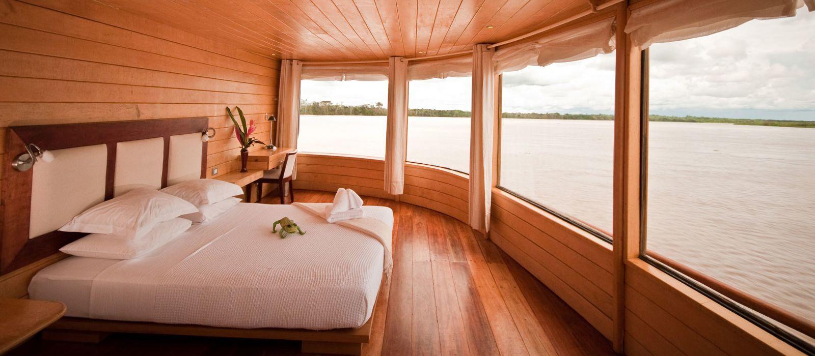 Hotel Delfin Cruises II Peru