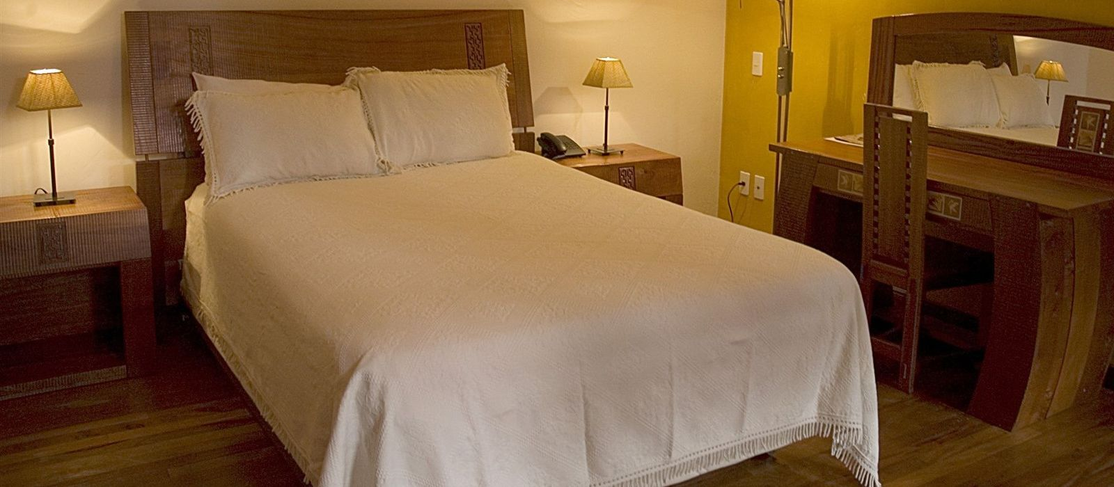 Hotel Villa Antigua Bolivien