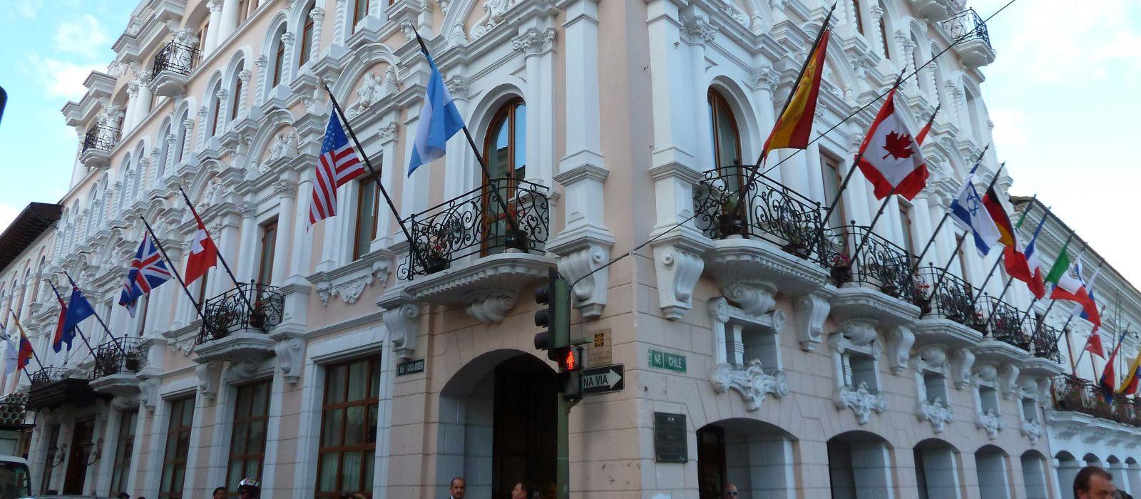 Hotel Plaza Grande Ecuador/Galapagos