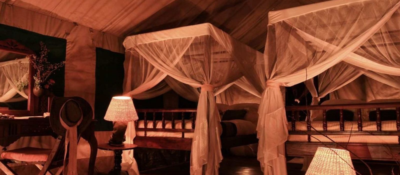 Hotel Gombe Forest Lodge Tansania