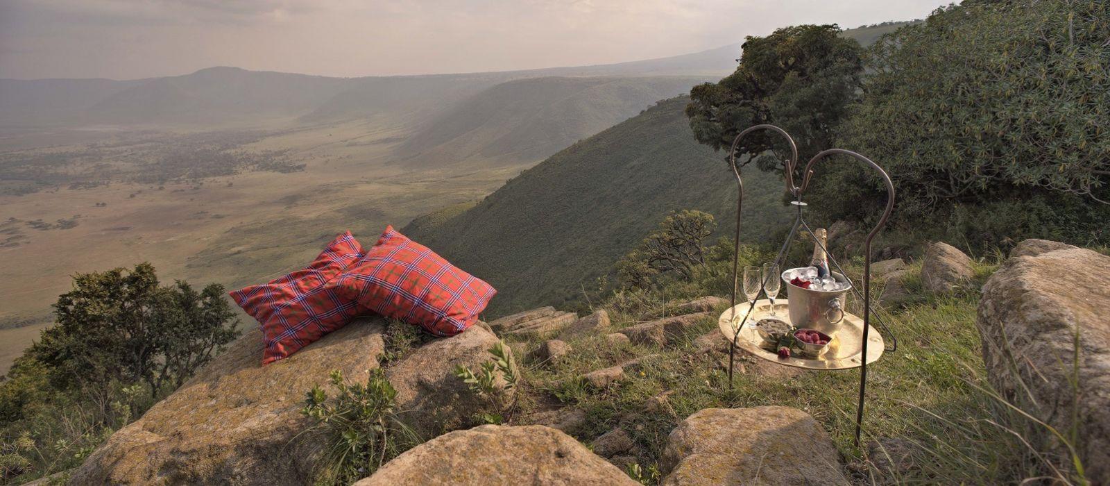 Hotel Ngorongoro Crater Lodge