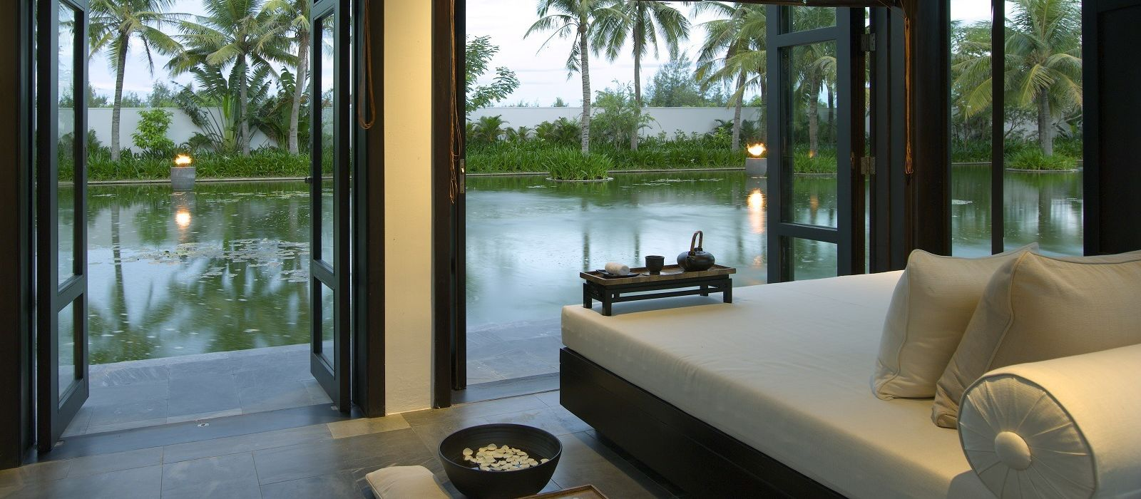 Hotel Four Seasons Resort The Nam Hai, Hoi An Vietnam