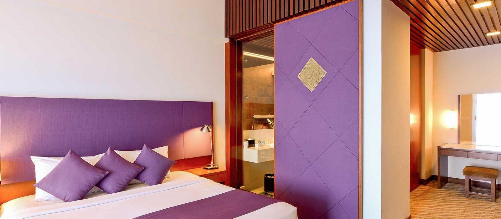 Hotel Novotel Nha Trang Vietnam