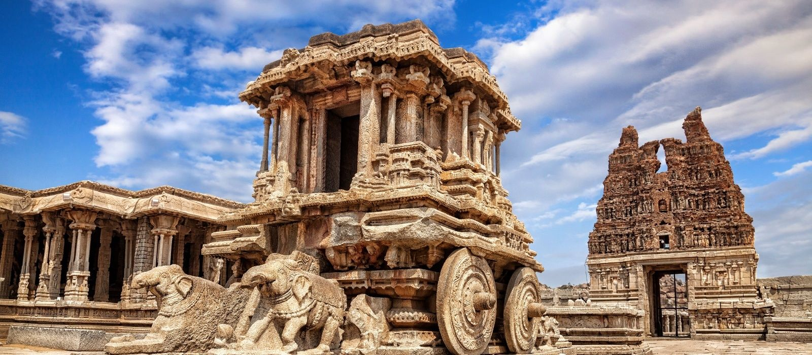 Reiseziel Hampi Südindien