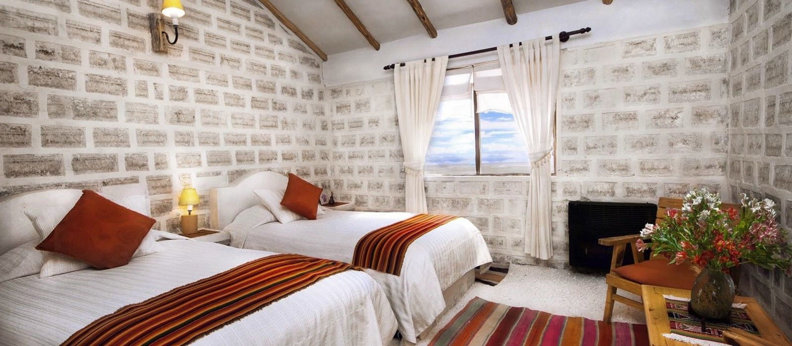 Hotel Luna Salada Bolivien