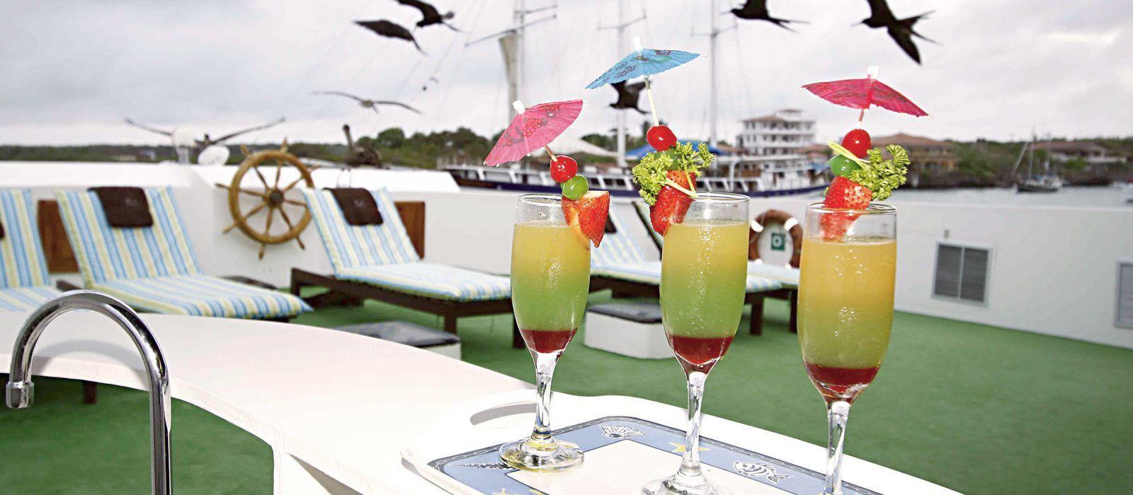Hotel Archipell Cruise Ecuador/Galapagos