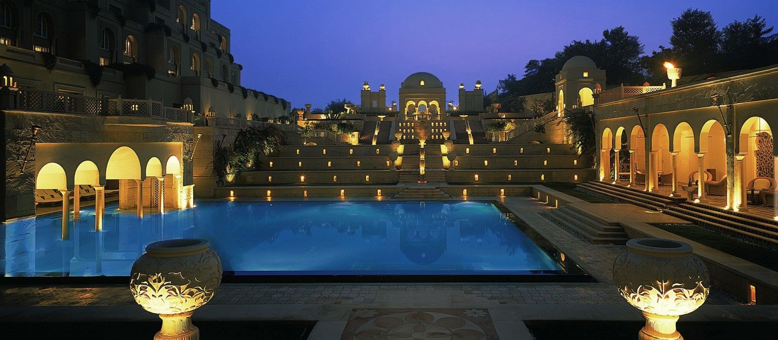The Oberoi Hotels & Resorts Exklusiv: Im Reich der Maharadschas & Königstiger Urlaub 8