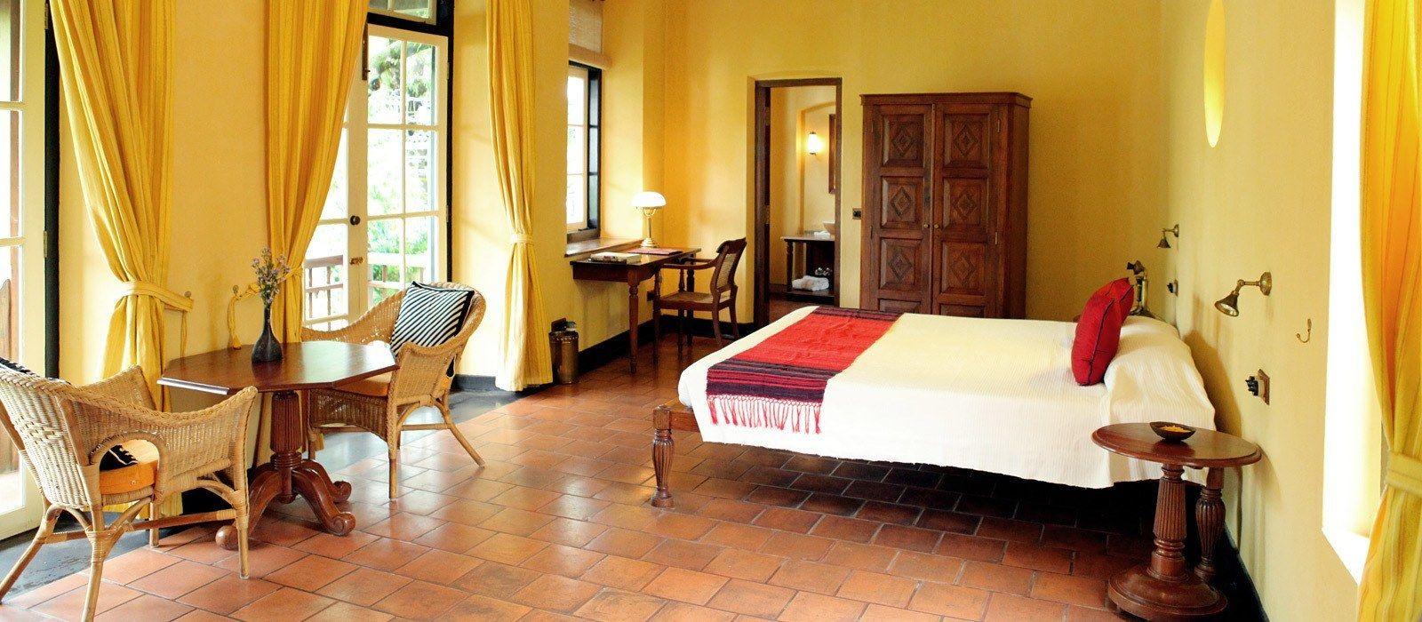Hotel Old Harbour Südindien