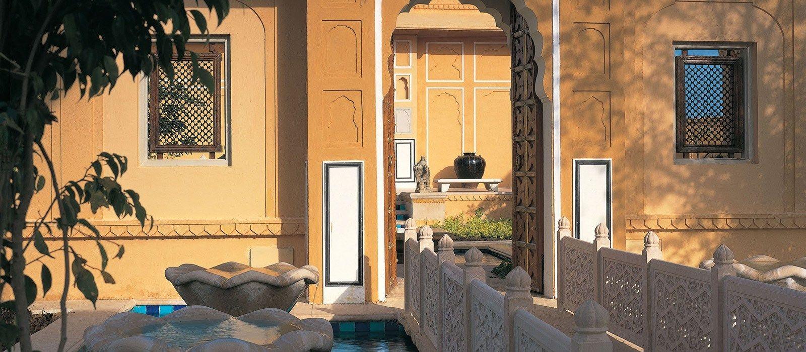 Hotel The Oberoi Rajvilas North India