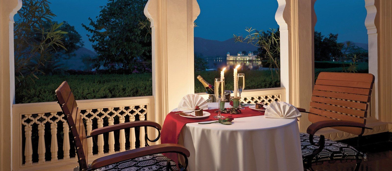 Hotel The Trident Jaipur Nordindien