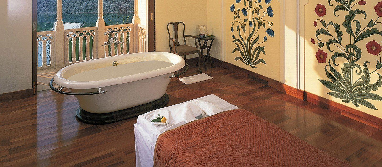 Hotel The Oberoi Vanyavilas North India