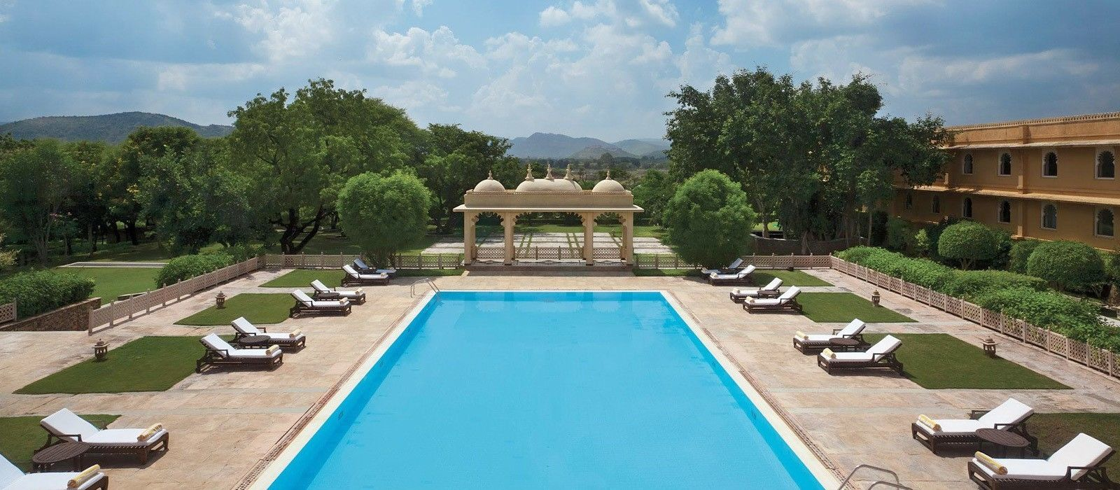 Hotel The Trident Udaipur North India