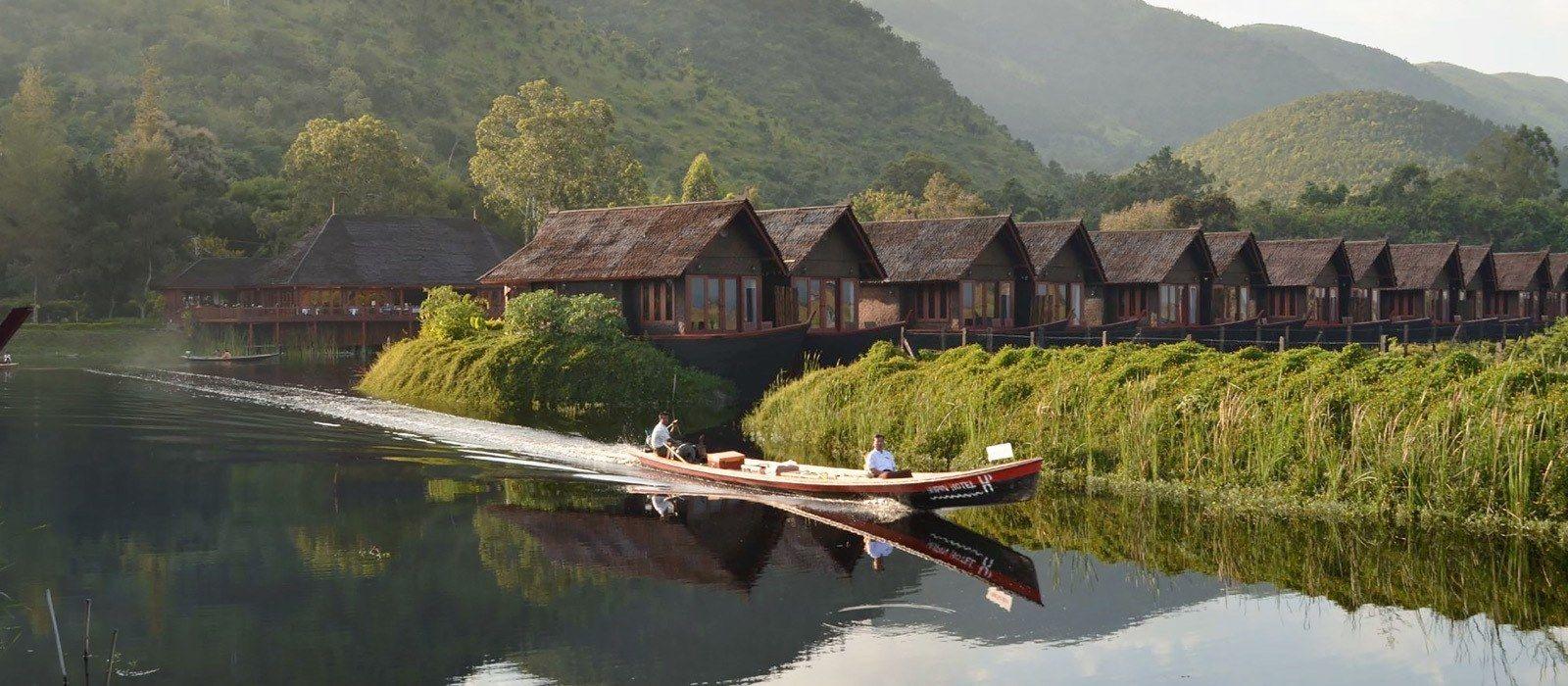 Myanmar für Einsteiger Urlaub 7