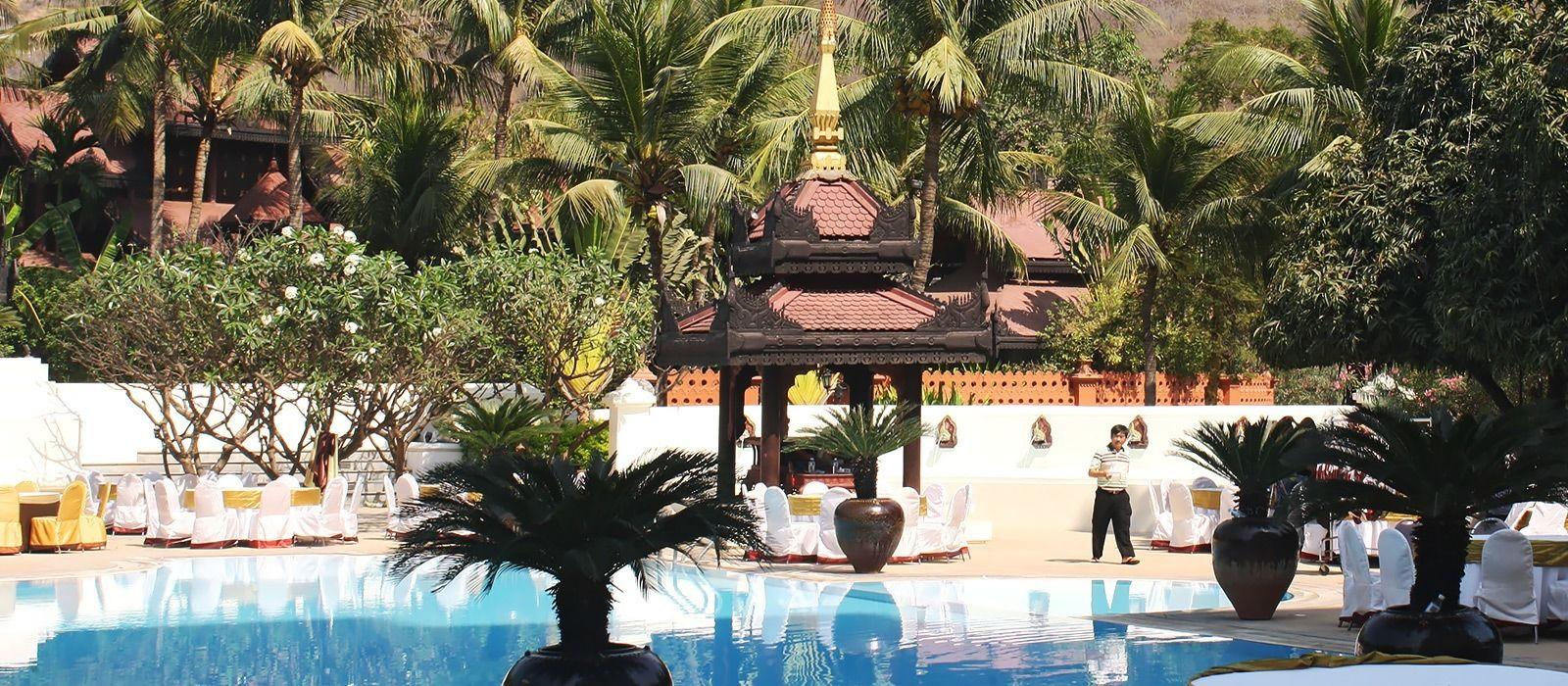 Hotel Mandalay Hill Resort Myanmar