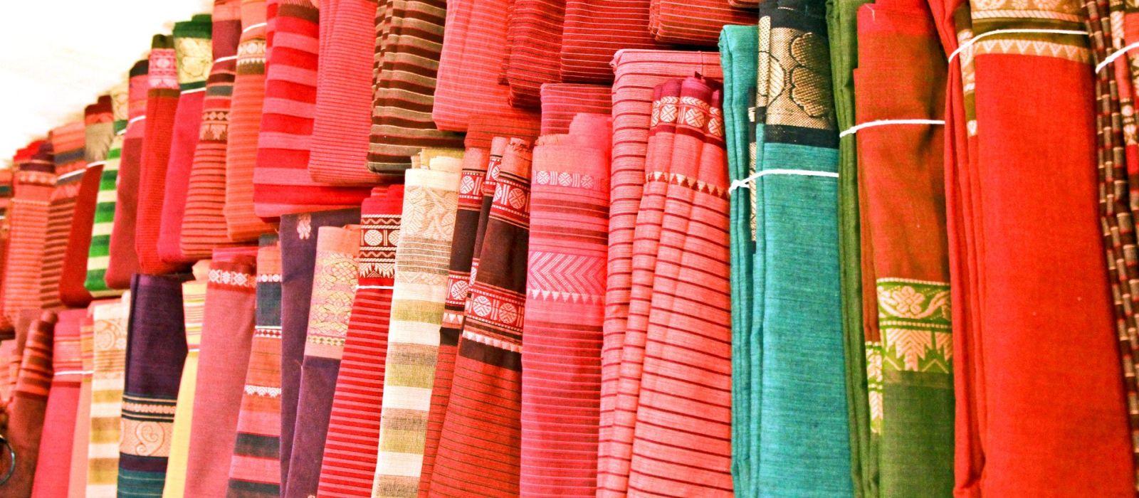 Reiseziel Chettinad Südindien