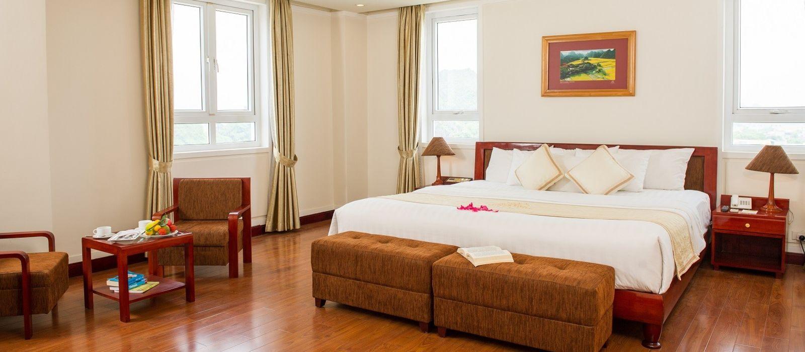 Hotel Legend  (Ninh Binh) Vietnam