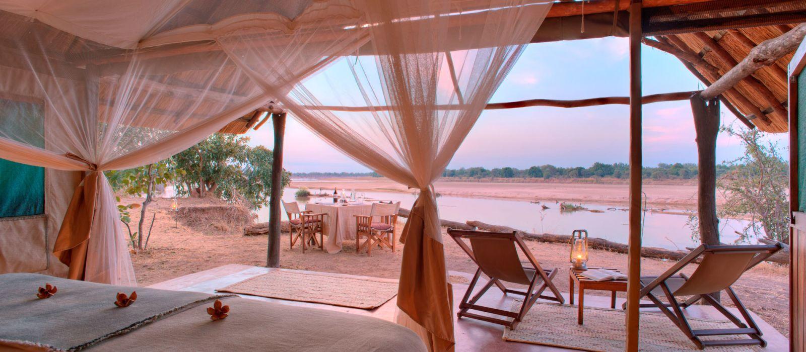 Hotel Kakuli Bush Camp Sambia
