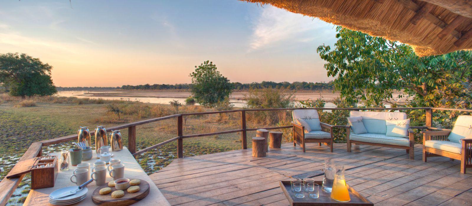 Zambia: Victoria Falls and Safari Highlights Tour Trip 4