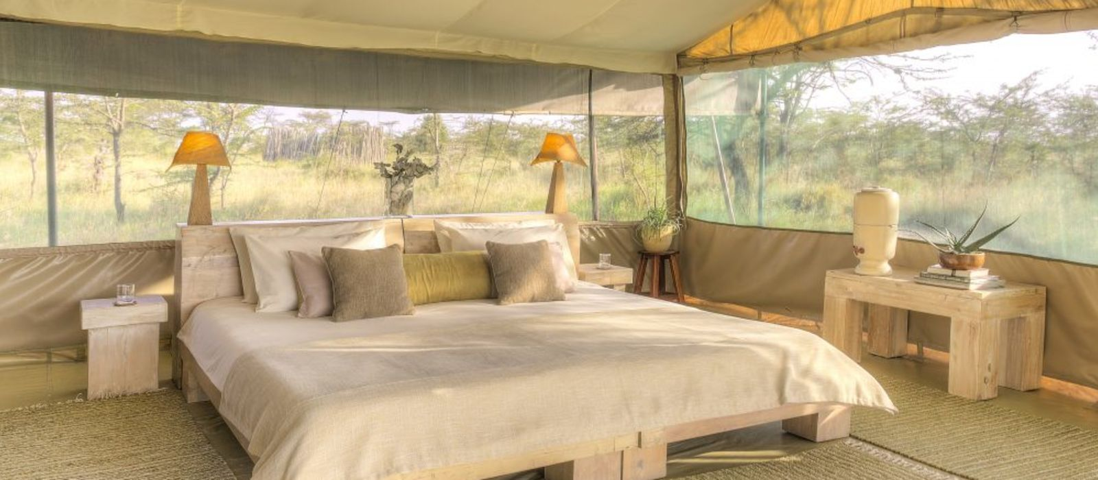 Hotel Kicheche Bush Camp Kenia