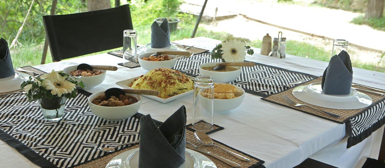 Hotel Leopard Trails Wilpattu Sri Lanka