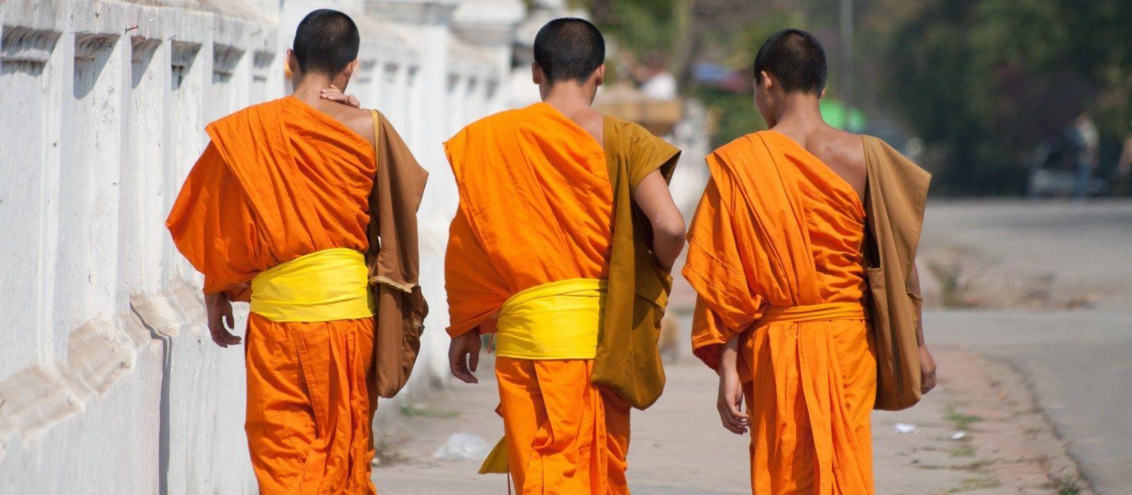 Klassisches Laos: Kultur und Landschaften Urlaub 1