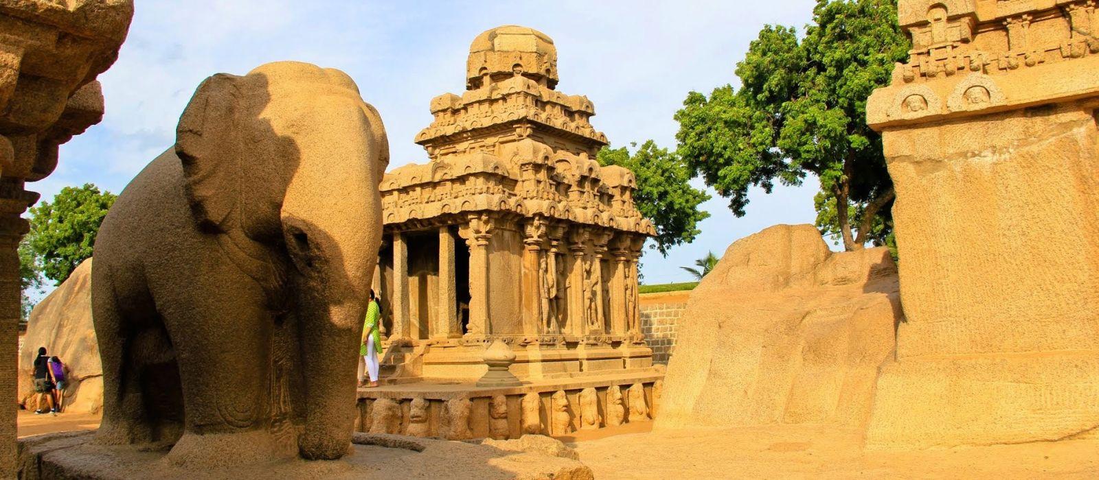 Ein Sommer in Südindien Urlaub 1